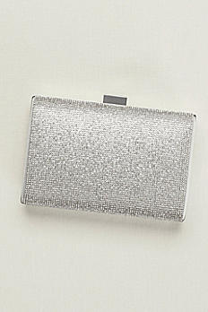 Allover Crystal Minaudiere HBG7006