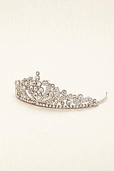 Scroll Work Tiara HJ11011