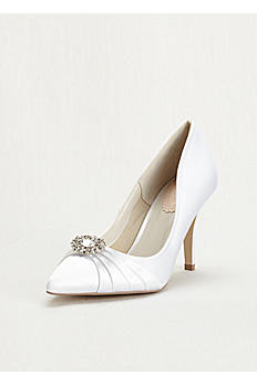 Pink Paradox London Pointed Toe Court Pump Honey