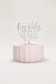 Happily Ever After Cake Topper HPPYEVRAFTR