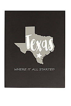 My State Personalized Chalkboard Sign HS2-2140-7