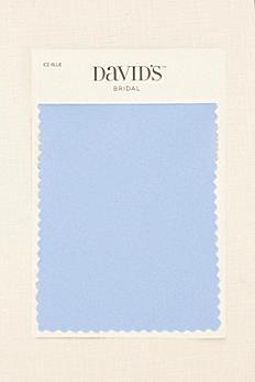 Ice Blue Fabric Swatch ESWATCHICEBLUE