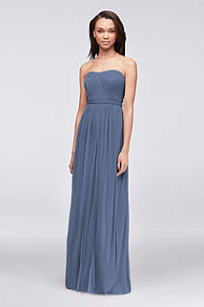 Versa Convertible Mesh Bridesmaid Dress