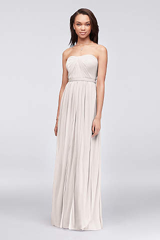 Convertible Bridesmaid Dresses | David's Bridal