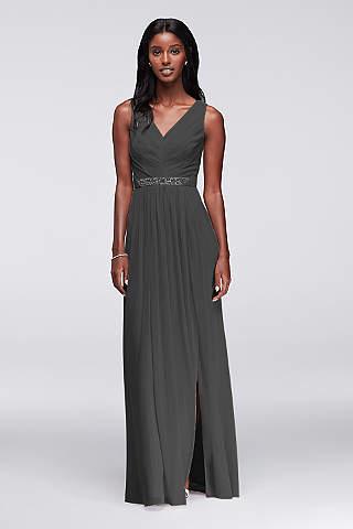 Long Bridesmaid Dresses &amp Full Length Gowns  David&39s Bridal
