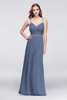 Sparkly Bridesmaid Dresses David's Bridal