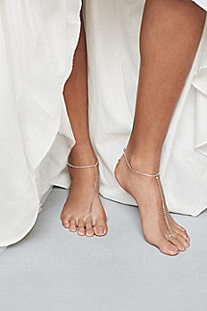 Crystal Bare Foot Jewelry JANEY
