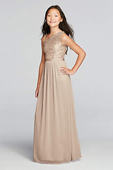 Junior Amp Girls Bridesmaid Dresses David S Bridal