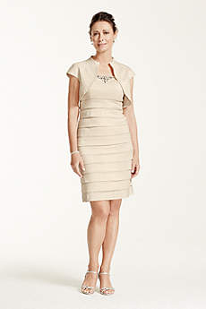 Sheath Cocktail and Party Dress - Jessica Howard