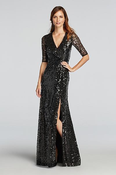 Long Formal Black Dresses