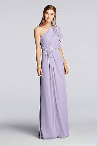 Lilac & Lavender Bridesmaid Dresses | David's Bridal