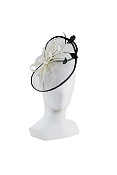 Bow Fascinator Headband LDF42