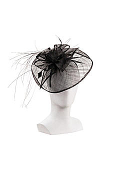Feather Fascinator Headband LDF45