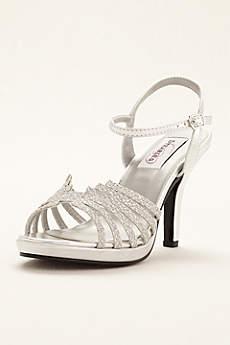 Dyeables Grey Sandals (Leah Platform Sandal)