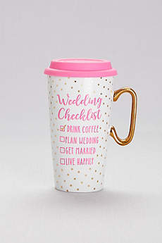 Wedding Checklist Coffee Mug