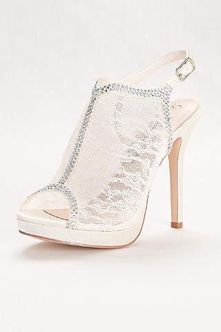 Wedding Shoes & Bridal Shoes   David's Bridal