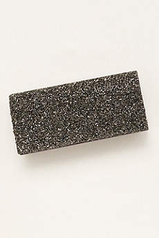 Sparkle Flap Clutch