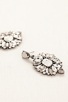 Starburst Drop Earrings ME18209
