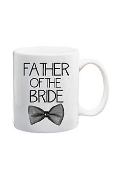 Father of the Bride Bowtie Mug