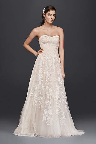 Melissa Sweet Bridal &amp- Wedding Dresses 2017 - David&-39-s Bridal