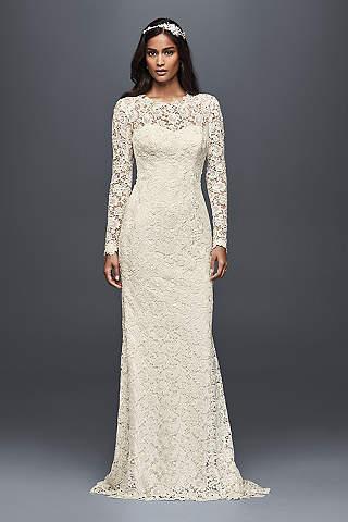 Destination & Beach Wedding Dresses | David's Bridal