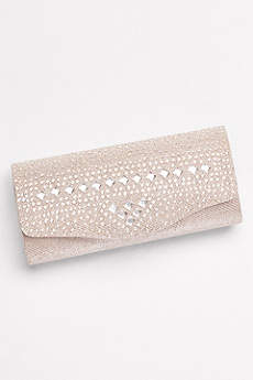 Mixed Crystal Clutch