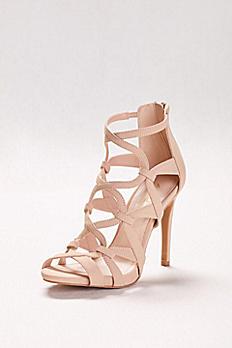 High Heel Cage Sandals ONELOVE