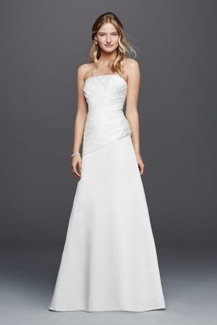 Wedding Dresses with Ruching