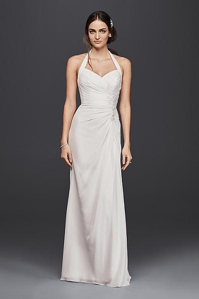 Shop Discount Wedding Dresses: Wedding Dress Sale - David&-39-s Bridal