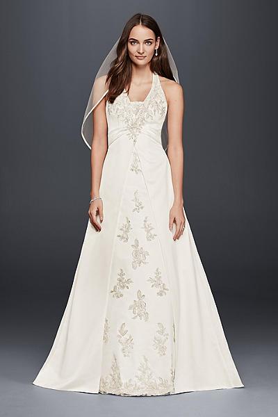 Shop Discount Wedding Dresses: Wedding Dress Sale  David&39s Bridal