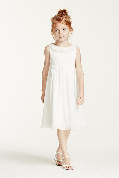girls white dresses - Dress Yp