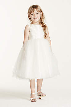 Flower Girl Dresses in Various Colors &amp Styles  David&39s Bridal
