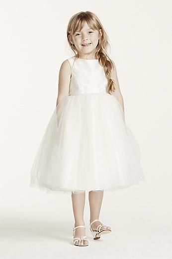 Flower Girl Jersey Davids Bridal : Flower girl dresses at david s bridal