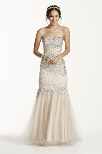 White Prom Dresses David'S Bridal - Long Dresses Online