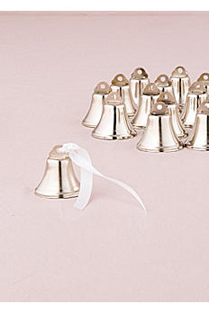 Mini Wedding Bells Pack of 24 1615