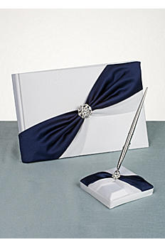 DB Exclusive Luxurious Life Guest Book and Pen Set DB73GBP