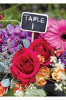 Chalkboard Table Picks Pack of 10 81238