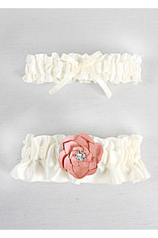 DB Exclusive Floral Desire Garter Set DB74BG