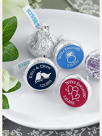 DB Exclusive Personalized Hershey Kisses 4218000DB