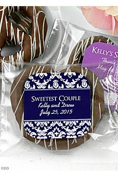 DB Exc Personalized Gourmet Chocolate Pretzels 4108000DB