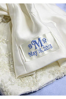 DB Exclusive Monogram Dress Label DB1013