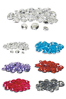 Diamond Shaped Confetti 500 Pieces 9182