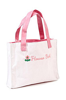 Personalized Flower Girl Mini Tote Bag 1803P
