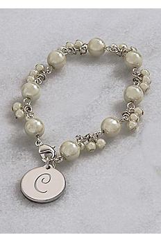 Personalized Romance Pearl Bracelet B9270
