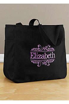 DB Exclusive Personalized Baroque Tote Bags ToteBMP