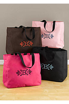 DB Exclusive Personalized Florentine Tote Bags ToteFMP
