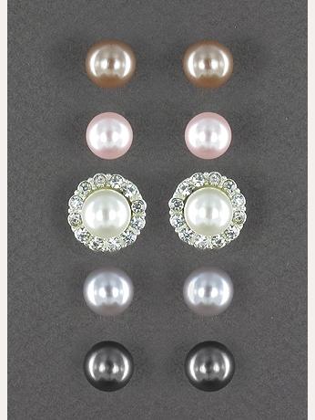 Multi Color Pearl Ears 23037501