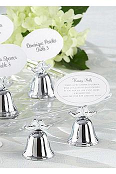 Lovebirds Kissing Bell Set of 24 12007NA