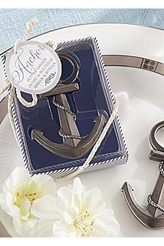 Anchor Nautical Themed Bottle Opener Favor 11136NA