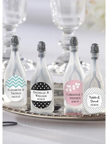 Personalized Bubble Bottles set of 24 21044NA